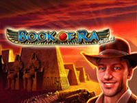 Book Of Ra Deluxe на зеркале Вулкан